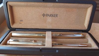 Parker 51 dating